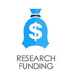 front page - research funding