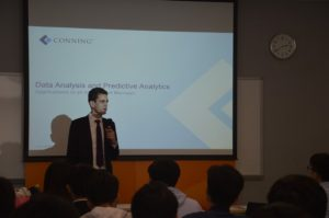 Big Data Seminar Series: Conning Asia Pacific Limited