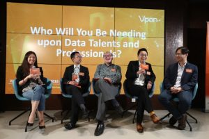 Being a Panelist for Vpon Big Data Seminar 2018