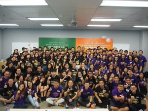 BSC-AIN and BSC-DSBI Student Orientation Day 2018