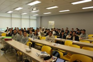 BSC-AIN Programme Internship Sharing cum FTLife Insurance Interns Recruitment