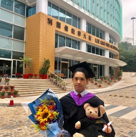 Alumni Sharing - Li Ho Ting, Kelvin (square)