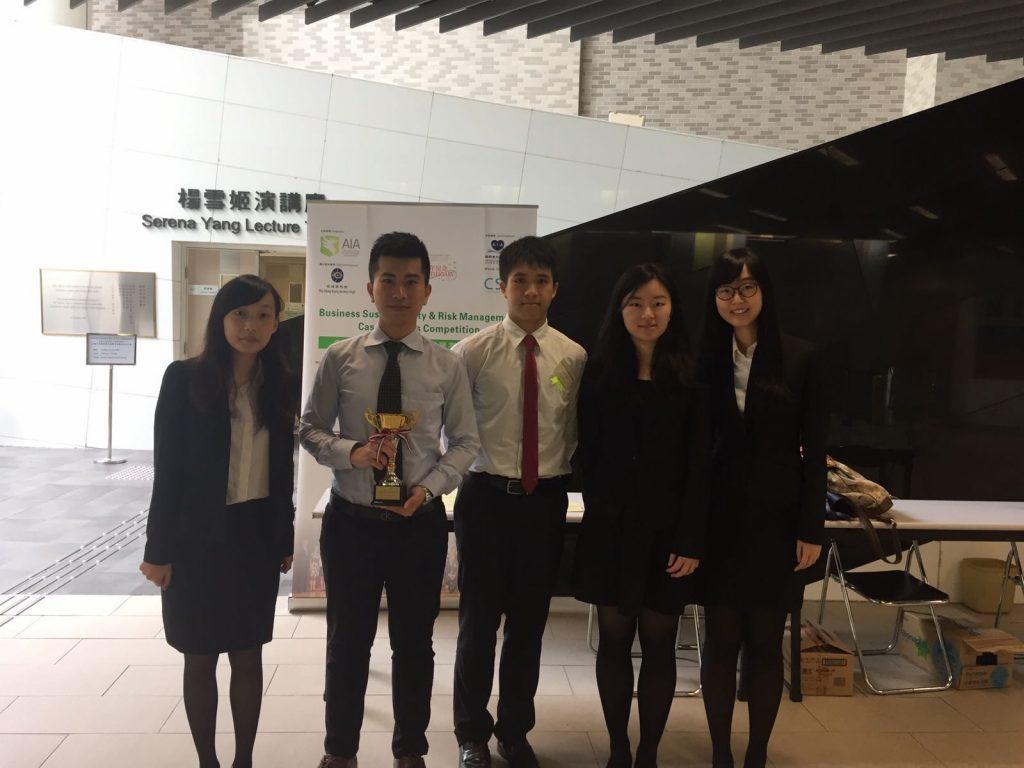 Alumni sharing DSBI - Li Ho Ting