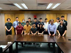 BSC-DSBI Students Visited the Census and Statistics Department, HKSAR