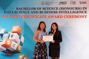 SAS聯合證書頒獎儀式 2019