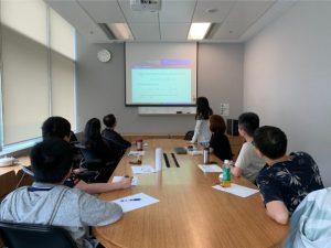 數學及統計系研究研討會