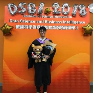 Alumni Sharing - KONG Man Chung
