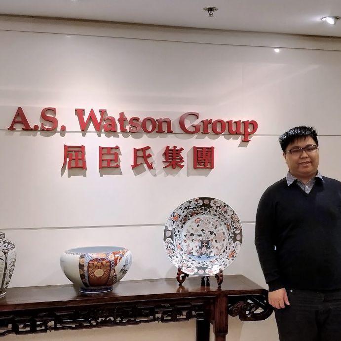 Alumni Sharing - WONG Ho Laam
