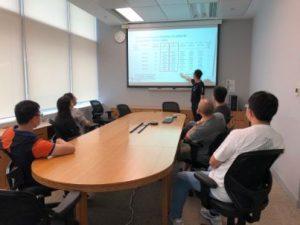 數學、統計及保險學系研究研討會