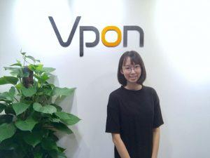 CHAN Yin Man_Vpon Hong Kong