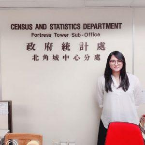 Census and Statistics Department _YU Yin Chun_Year 3