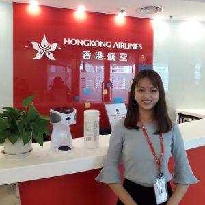 Chow Wing Yan - Year 3 - HKA Intern
