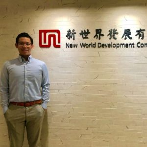 Chun Kai LAM - Year 3 - new world development