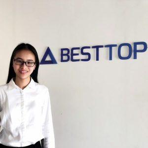 Yu Ting CHEN - Year 1 - BestTop