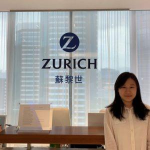 Yuet Wa TSANG - Year 2 - Zurich