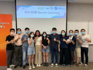 BSC-DSBI Service Learning Programme Student Presentation Day